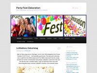 party-fest-dekoration.de