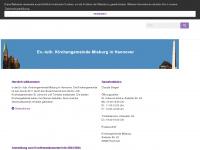 kirche-misburg.de Webseite Vorschau