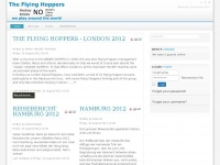 flyinghoppers.com