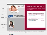 180grad.ch Webseite Vorschau