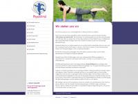 physiovital-braunschweig.de Webseite Vorschau