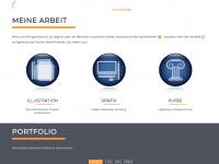 2dbild.ch Webseite Vorschau