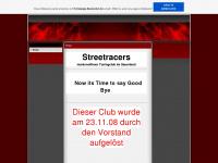 the-streetracers.de.tl Webseite Vorschau