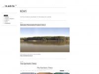 ash.to Webseite Vorschau