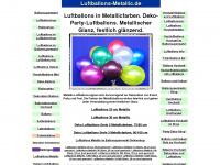 Luftballons-metallic.de