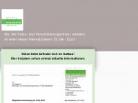 kvv-bad-salzdetfurth.de Webseite Vorschau