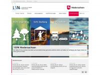 nls.niedersachsen.de Webseite Vorschau