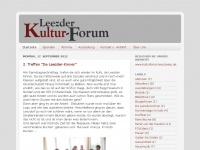 leezder-kulturforum.blogspot.com