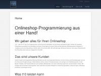t10.de Webseite Vorschau