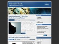 information-guide.org Webseite Vorschau