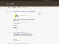 kirche20.wordpress.com Webseite Vorschau