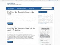 blogmbh.de