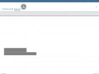 iyengar-yoga-deutschland.de Webseite Vorschau