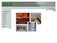 btb2000.de Webseite Vorschau