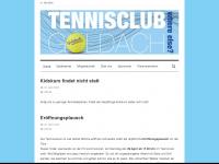 tcgoldach.ch Webseite Vorschau