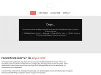 physio-georgsmarienhuette.de Webseite Vorschau