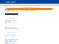 xspone.com Webseite Vorschau