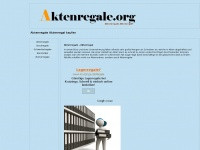 aktenregale.org