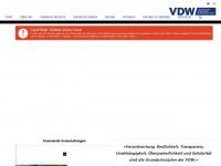 Vdw-ev.de