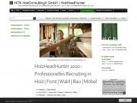 holzheadhunter.de