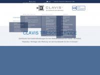 tresor-service.com Webseite Vorschau