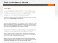 hemdenbuegeln.com