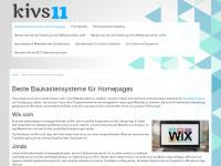 kivs11.de Webseite Vorschau