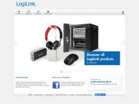 logilink.eu Webseite Vorschau