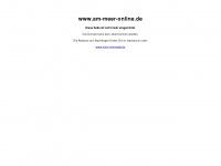 am-meer-online.de Webseite Vorschau
