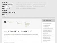 chatwelt.wordpress.com Webseite Vorschau