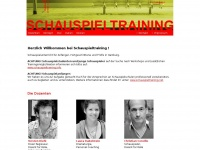 schauspieltraining.com