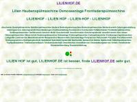 lilienhof.de
