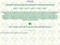 loct.de Webseite Vorschau