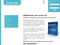 xcnet.net Webseite Vorschau