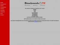 1a-bauelemente.de Webseite Vorschau