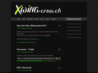 xwing-crew.ch Webseite Vorschau