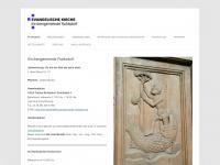 kirchengemeinde-ruhlsdorf.de Webseite Vorschau