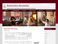 kaminofen-hersteller.net