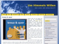 chor-uhw.de