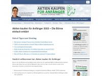 aktien-kaufen-fuer-anfaenger.de