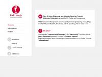 kick-image.at Webseite Vorschau