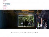 buergerstiftung-rhwd.de Webseite Vorschau