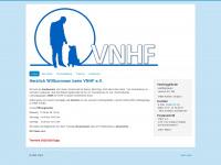 vnhf.org Webseite Vorschau