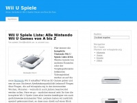 Wiiuspiele.org