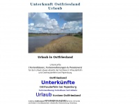 unterkunft-ostfriesland-urlaub.de Thumbnail