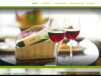 kieschnicks-gaststübchen.de Webseite Vorschau