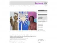 kunstraum-nrw.com Webseite Vorschau