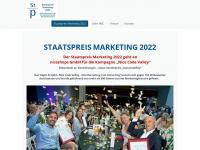 austrian-marketing.at Webseite Vorschau