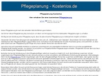 pflegeplanung-kostenlos.de