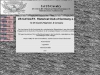 1st-us-cavalry.de Thumbnail